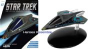 Star Trek Official Starships Collection #087 UTS Aeon Eaglemoss